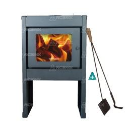 Estufa Calefactor A Leña Alto Rendimiento Tromen Tr 7001 + Regalos