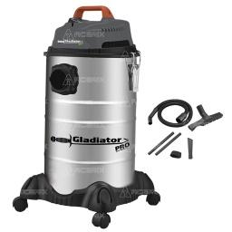 Aspiradora Gladiator Pro Seco Húmedo 40 Litros A840