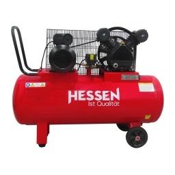 COMPRESOR HESSEN MONOFASICO 100LTS 2 HP