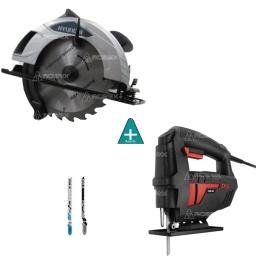 Kit Caladora Skil 4380 + Circular Hyundai Hobbie + Regalos