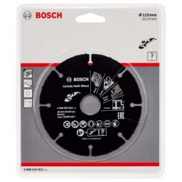 Disco De Corte 4½'' Múlti-propósito Bosch Amoladora - Acerix