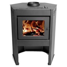 Estufa Calefactor A Leña Alto Rendimiento Tromen Prisma