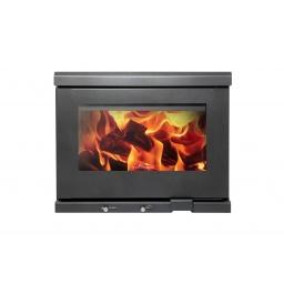 Estufa Calefactor A Leña Empotrable Tromen Madrid Alto Rendimiento