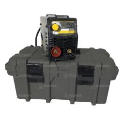 Soldadora Inverter Apta Para Generador Convertible A Tig
