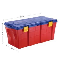 Baul Caja Organizadora Plastico Grande Organizador