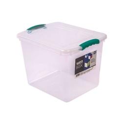Caja Organizadora Organizador Plastico Practico Con Tapa