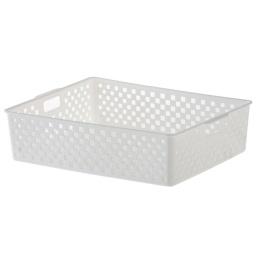 Caja Organizadora Cesto Quadratta Calado Organizador
