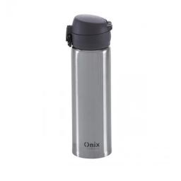 Vaso Botella Térmica Con Tapa Acero Inox