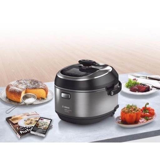 Auto-cook Vaporera Bosch Masterchef Muc88b68es - Acerix