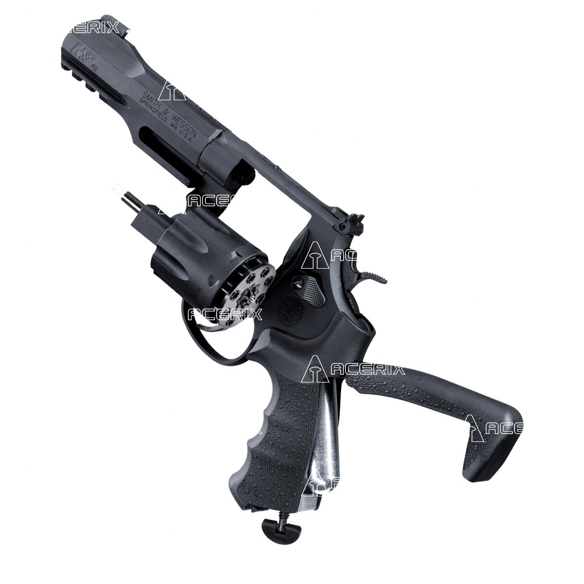 c89195c6c6 Pistola Smith & Wesson M&P R8 4,5mm - Acerix Deportes Recreación ...